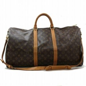 Auth Louis Vuitton Keepall Bandouliere #1279L29